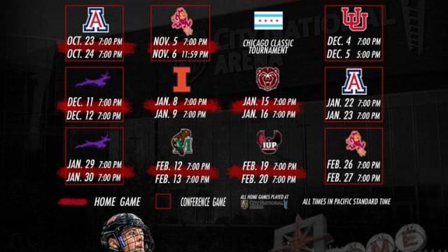 20-21 Season Schedule